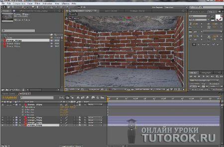 Как сделать 3d вращение в after effects - Kvartiraivanovo.ru